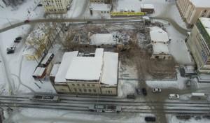 """Противоаварийные работы - """"Госпиталь Верх-Исетского завода». Январь-Февраль 2017 года."""